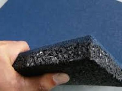 Известное производство резиновой плитки