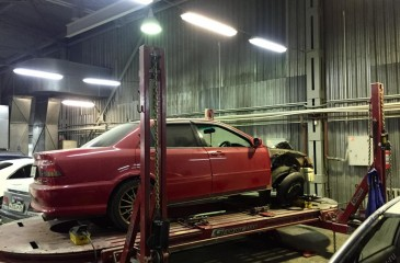 Сервис кузовного ремонта