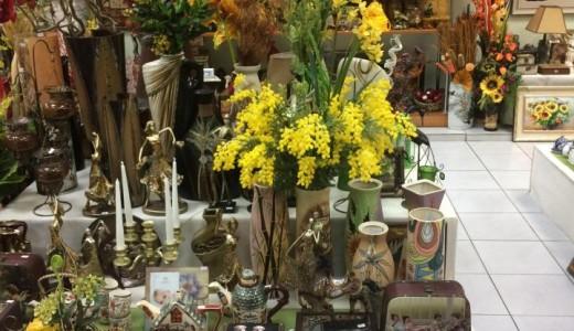 Магазин флористики и сувениров