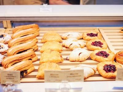 Пекарня + кондитерское производство