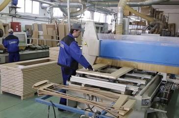 Производство дверей с полным циклом работ
