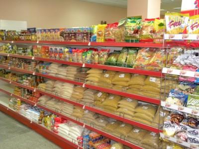 Продуктовый магазин в Свердловском районе