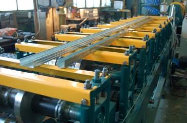 Производство профиля для крепления гипсокартона (продано)