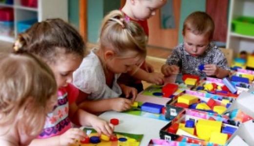 Детский сад в новом спальном районе