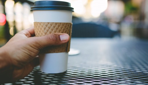 Сеть кофеен 5 точек