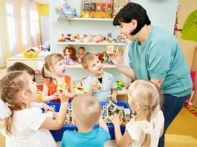 Детский сад с помещением в Северном