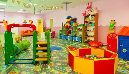 Детский сад с помещением