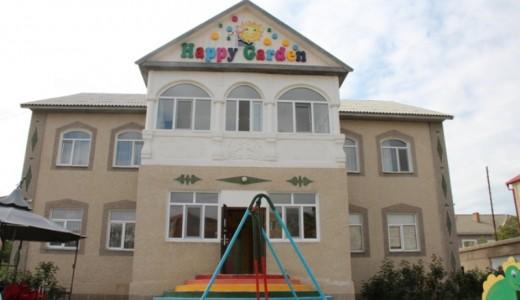 Детский сад в коттедже