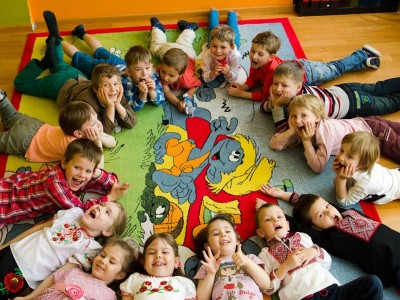 Детский сад в Солнечном
