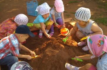 Детский сад в экологически чистой зоне