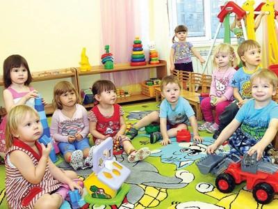 Детский сад в Ленинском районе