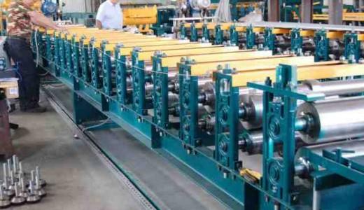 Производство изделий из тонкого металла