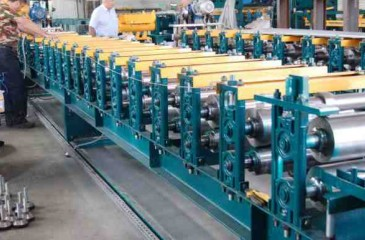 Производство изделий из тонкого металла (продано)
