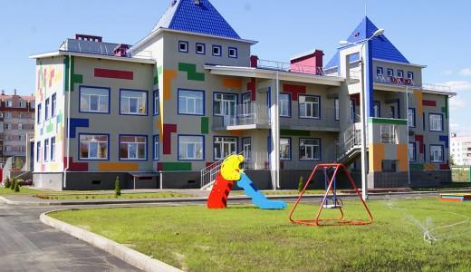 Детский сад 250м2