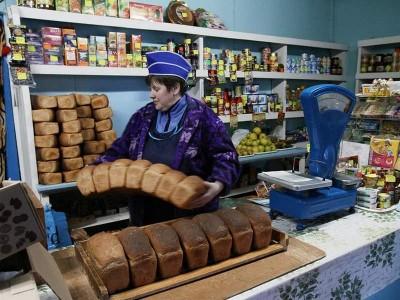 Продуктовый магазин и кафе в Волчихе