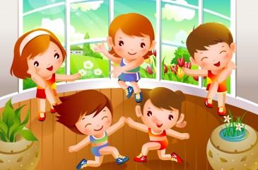 Частный детский сад на 50 детей