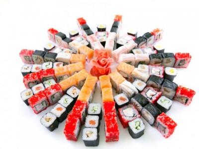 Премиум-доставка японской кухни (продано)