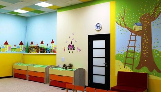 Частный детский сад в центре г. Красноярска