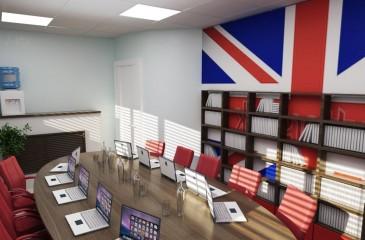 Школа английского языка в центре (продано)
