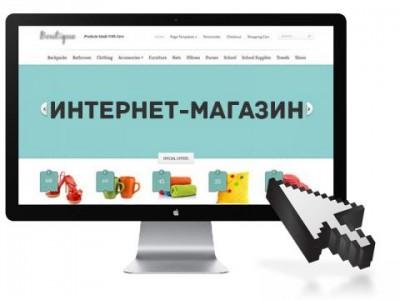 Интернет - магазин с прибылью от 80 000 рублей (Продано)