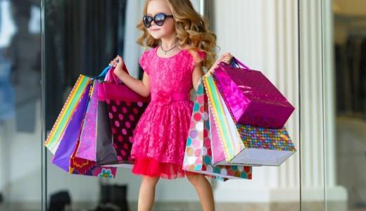 Магазин детской одежды известного бренда