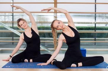 Студия йоги с клиентской базой