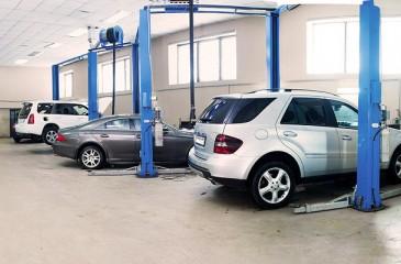 Арендный бизнес - автосервис 400 кв.м