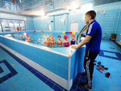 Детский бассейн на Свободном