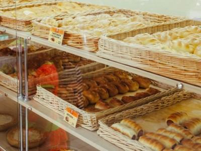 Мини-пекарня и магазин