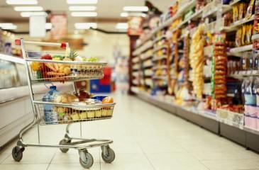 Раскрученный магазин продуктов и бытовой химии