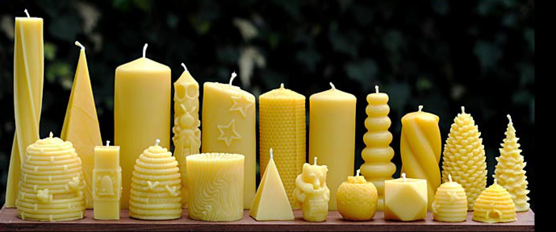 Форма для производства свечей