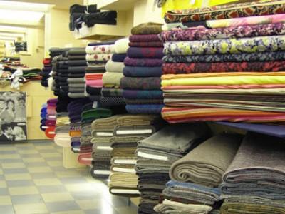 Магазин текстильных товаров п. Южный