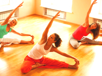 Студия йоги и пилатеса в центре города (продано)