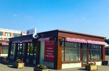Павильон восточной кухни (продан)