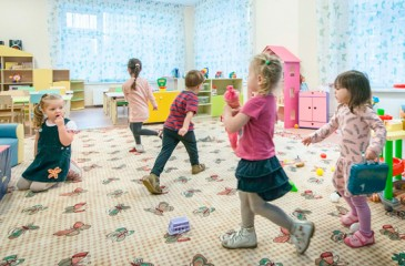 Детский сад в центральном районе