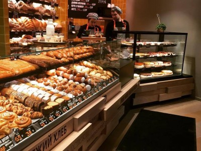 Пекарня в новом районе