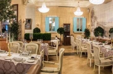 Уютный ресторан на 40 посадочных мест