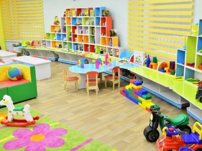 Детский сад в Октябрьском районе