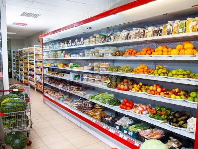 Продуктовый магазин, выручка 50 т.р в день