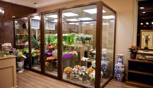 Цветочный магазин (продано)