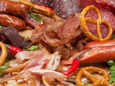 Производство мясных деликатесов
